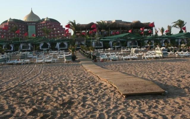 Turkei Urlaub Side Hotel  Sterne Delphin