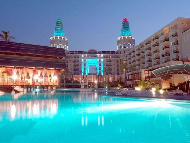 Hotel Delfin Side Turkei