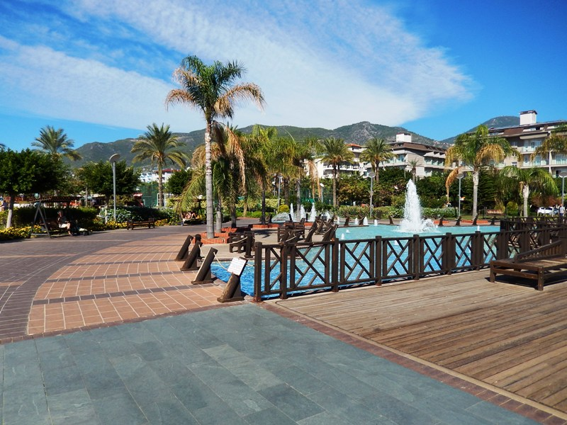 Long Beach Resort Hotel Alanya Antalya Turkei