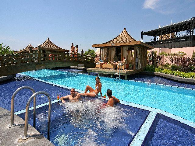 Limak Limra Hotel Resort  Urlaub