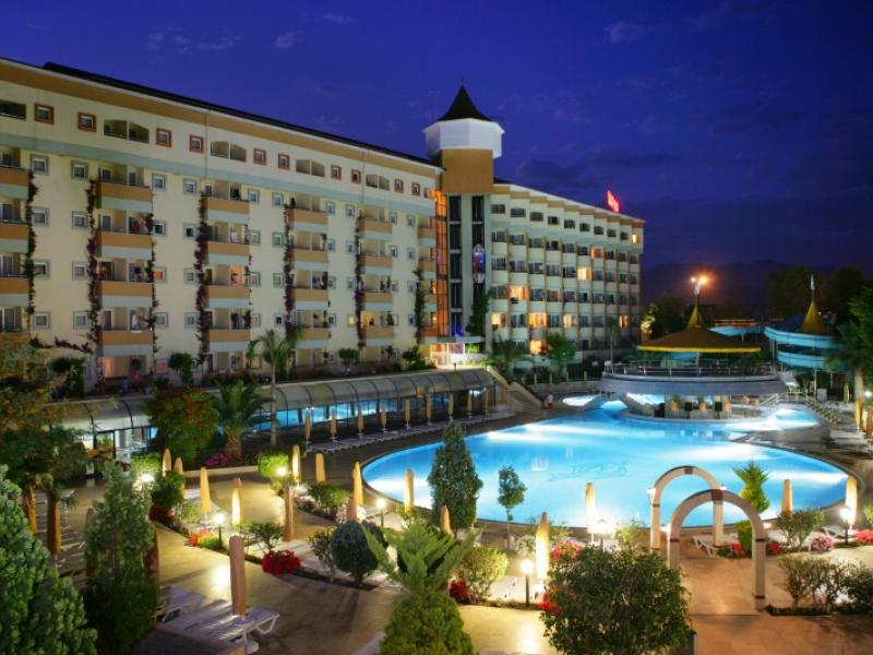 Saphir Resort Spa Hotel Antalya Turkey