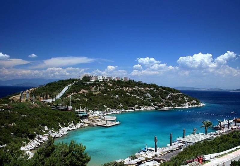 Urlaub in türkbükü