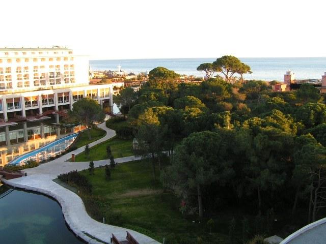 Aquapark Hotel Turkei Side